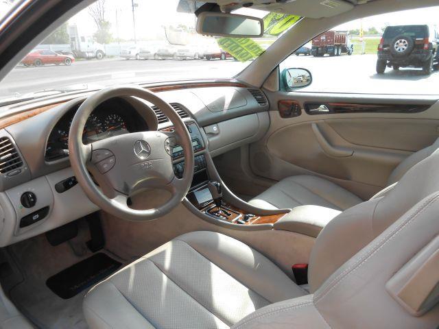 2002 Mercedes-Benz CLK-Class LT 1500 DVD W/monitorflex Fuel 4X4
