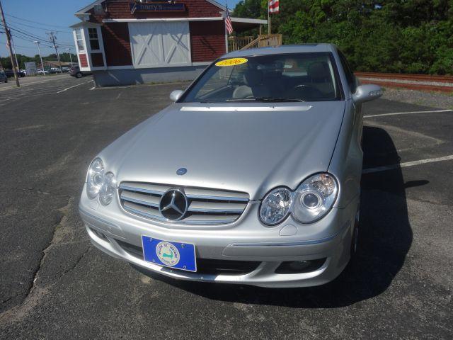 2006 Mercedes-Benz CLK-Class LX V6
