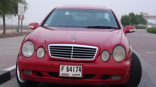 1998 Mercedes-Benz CLK Class