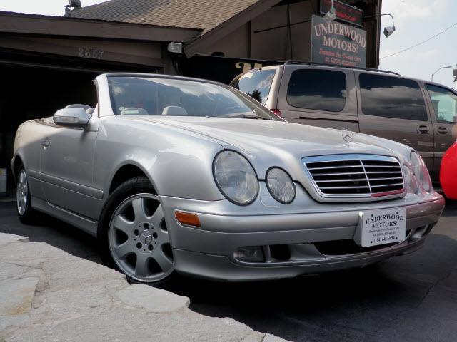Mercedes Benz Services On Clk Class Cars