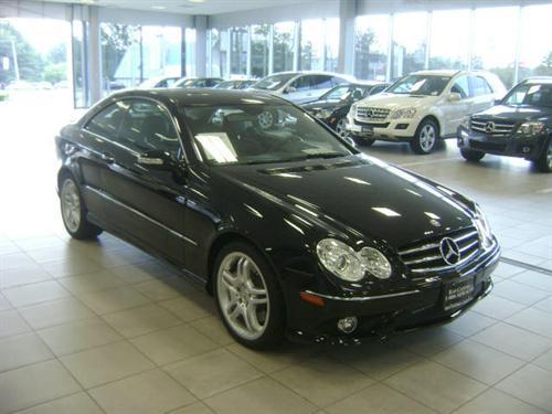 Mercedes-Benz CLK Class 2009