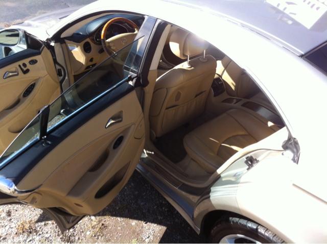 2006 Mercedes-Benz CLS-Class XLS Choice