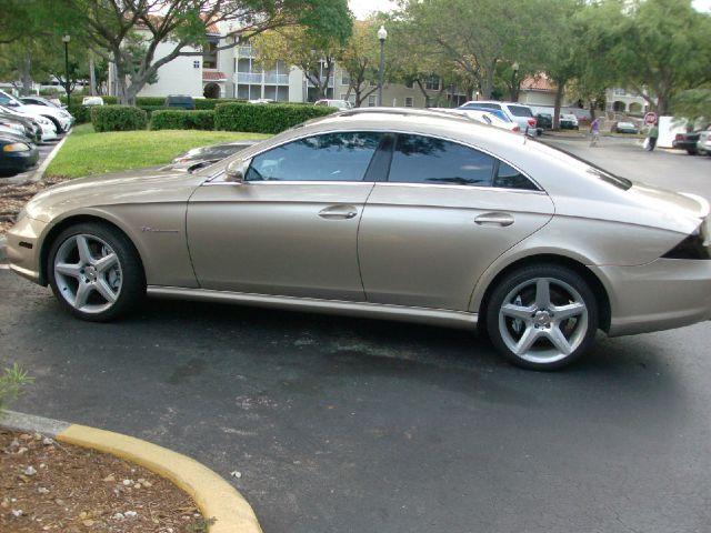 2006 Mercedes-Benz CLS-Class XLT 4X4 Sport