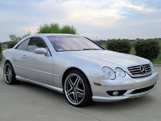 Used mercedes benz cl class cl500 amg 2001 details buy for 2001 mercedes benz cl500 for sale