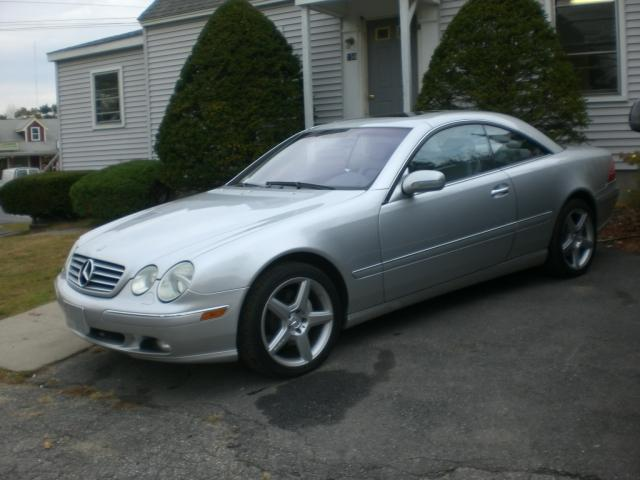 2002 Mercedes-Benz CL Class CE S LE