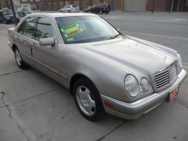 Used mercedes benz e class e420 1997 details buy used for 1997 mercedes benz e320 review