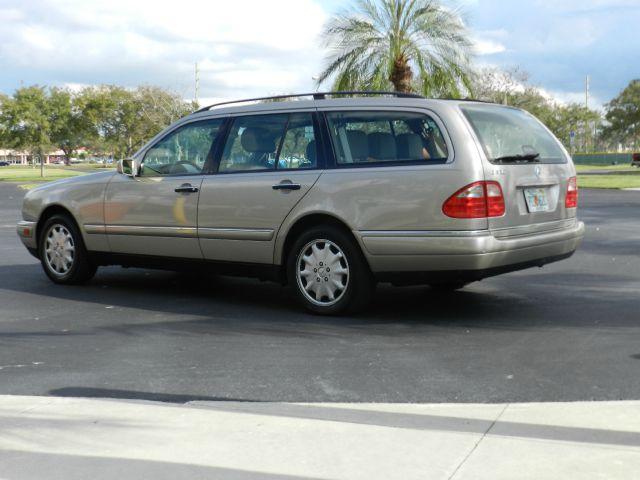 1998 mercedes benz e class doublecab v8 details sarasota for 1998 mercedes benz e class wagon