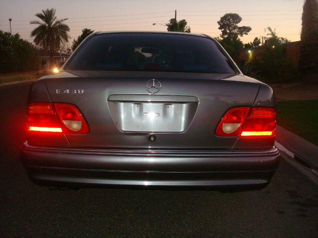 1998 Mercedes-Benz E-Class Scion XB