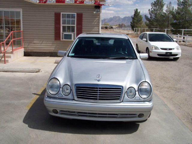 1999 Mercedes-Benz E-Class ML32