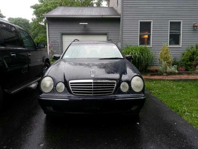 2002 Mercedes-Benz E-Class Technology Package