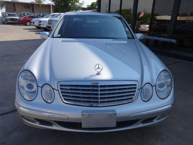 2003 Mercedes-Benz E-Class Xltturbocharged