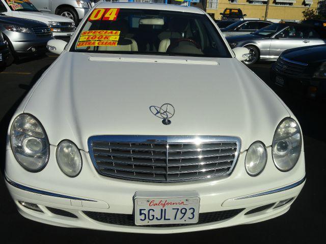 2004 Mercedes-Benz E-Class SXT