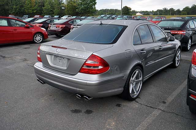 2004 mercedes benz e class ce 1 8 details fredericksburg for Rosner mercedes benz of fredericksburg