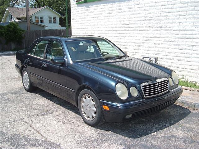 1996 mercedes benz e class e320 details kansas city mo 64114 for 1996 mercedes benz e320