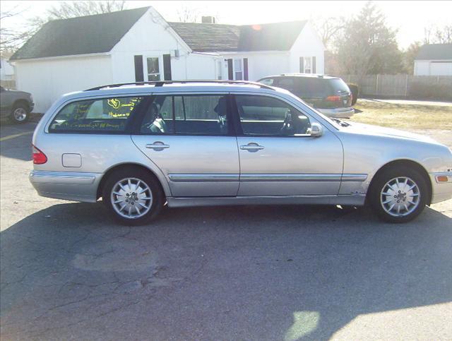 2001 Mercedes-Benz E Class Technology Package