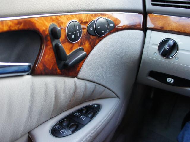 2004 Mercedes-Benz E Class 3.5 SE Coupe 2D