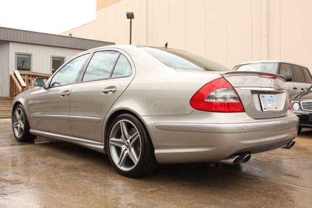 2007 mercedes benz e class 4dr sdn gls turbo manual for Mercedes benz e class manual
