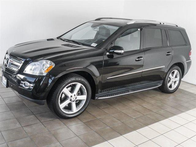 2007 Mercedes-Benz GL-Class 4dr 2.9L Twin Turbo AWD SUV