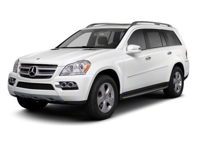 2012 Mercedes-Benz GL-Class 4dr 2.9L Twin Turbo AWD SUV