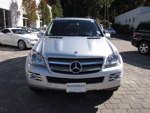 Mercedes Benz Gl Class Cdi 2007 4jgbf22e17a292365 Photos