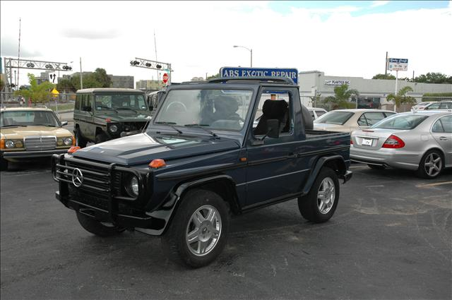 1985 mercedes benz g class cabrio details ft lauderdale. Black Bedroom Furniture Sets. Home Design Ideas