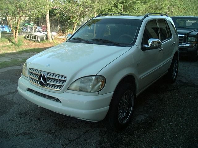 2000 mercedes benz m class awd wagon automatic very nice for 2000 mercedes benz m class