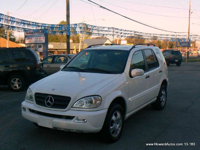 2002 Mercedes-Benz M-Class AWD Wagon Automatic VERY NICE
