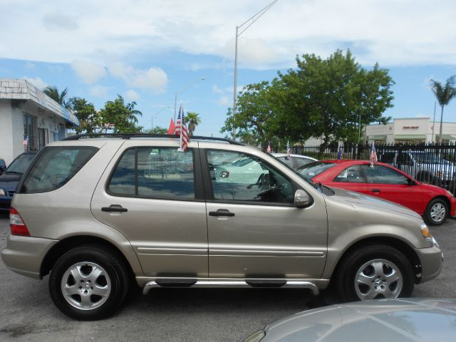 2003 mercedes benz m class awd wagon automatic very nice for Florida mercedes benz used cars