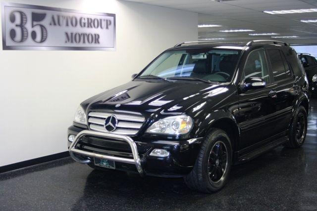 Used mercedes benz m class ml500 4matic 4dr 5 0l awd suv for 2005 mercedes benz suv for sale