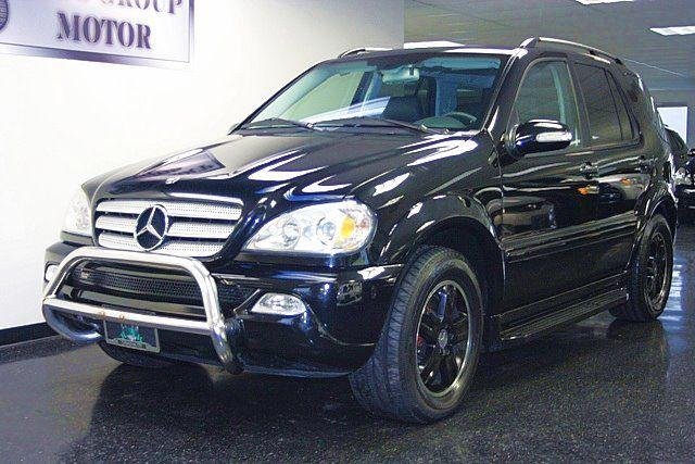 Image gallery 2005 mercedes suv for 2005 mercedes benz suv