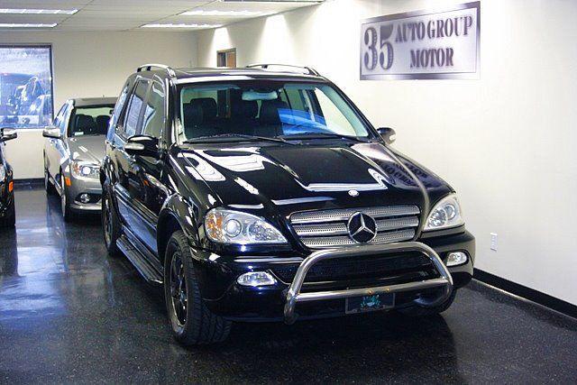 Mercedes benz m class ml500 4matic 4dr 5 0l awd suv 2005 for 2005 mercedes benz suv