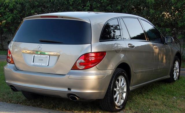 2006 Mercedes-Benz R-Class GS 2+2