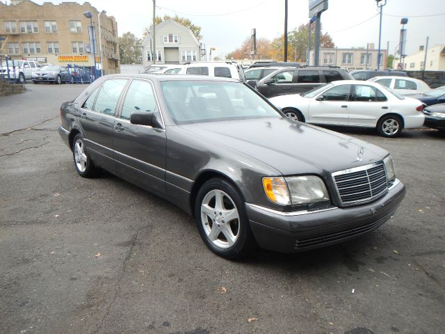 1995 mercedes benz s class 4dr sdn gt w 1sa ltd avail for Mercedes benz bloomfield ave nj
