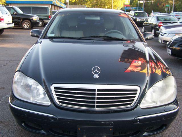 2000 Mercedes-Benz S-Class Gl 2x2