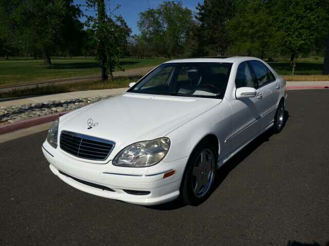 2001 mercedes benz s class sw1 details sacramento ca 95821 for 2001 mercedes benz s500 specs