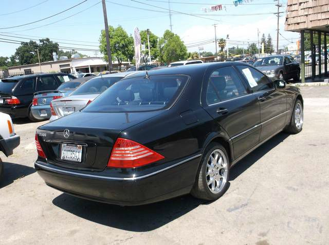 2002 mercedes benz s class s500 details sacramento ca 95821 for Mercedes benz 2002 s500 for sale