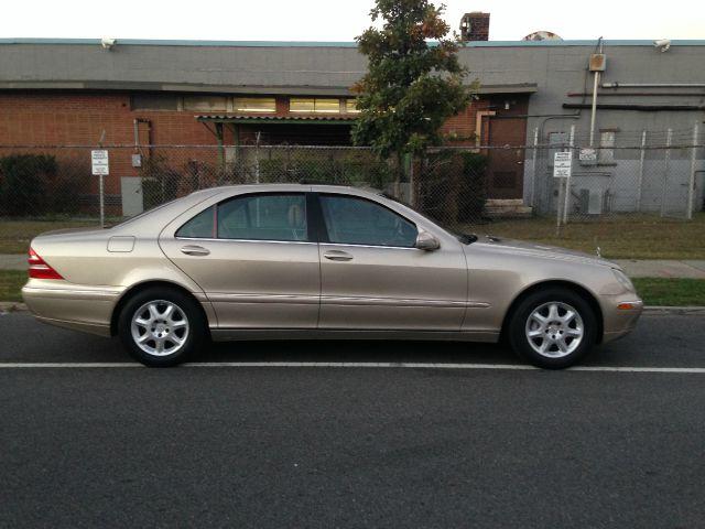 2002 Mercedes-Benz S-Class Sahara