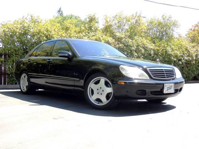 2002 mercedes benz s class sw1 details sacramento ca 95825 for Mercedes benz 2002 s500 for sale