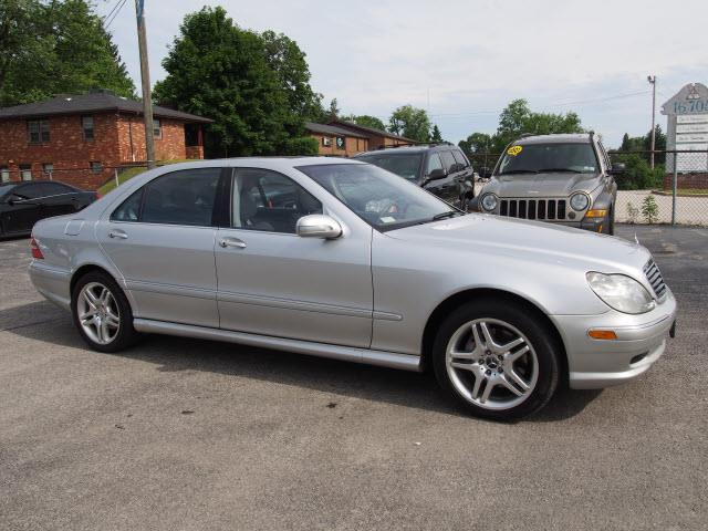 2002 mercedes benz s class 29 details east liverpool oh for 2002 s500 mercedes benz