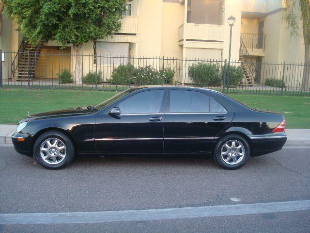 2002 Mercedes-Benz S-Class SW1