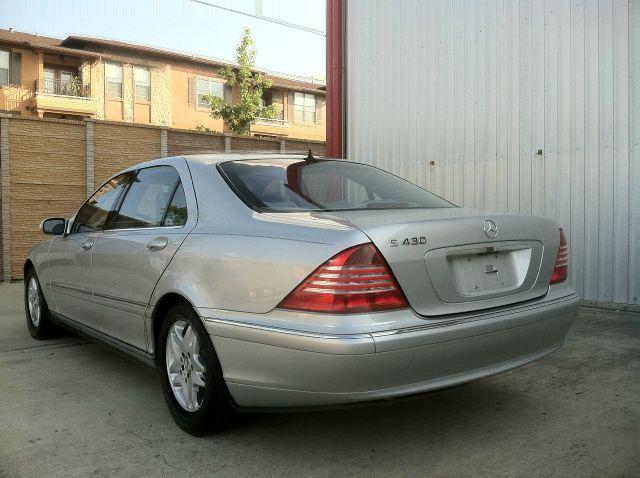 2003 Mercedes-Benz S-Class Sahara