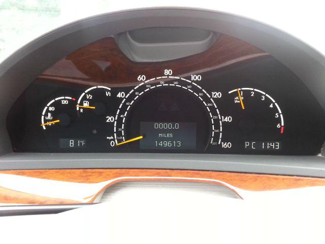 2005 Mercedes-Benz S-Class Sahara