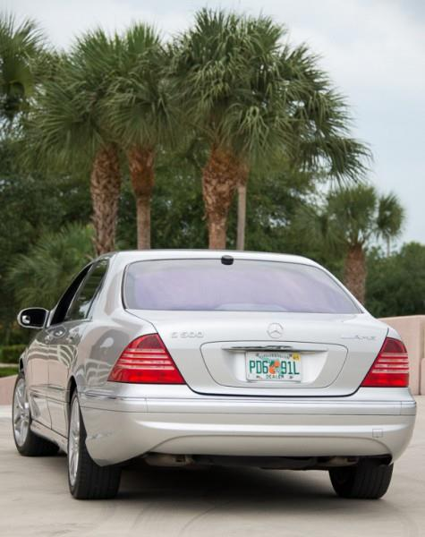 2006 Mercedes-Benz S-Class SW1