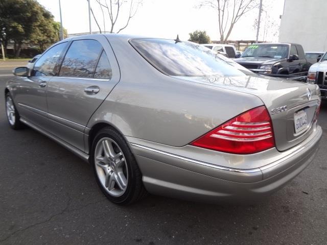 2006 Mercedes Benz S Class Sw1 Details San Leandro Ca 94577