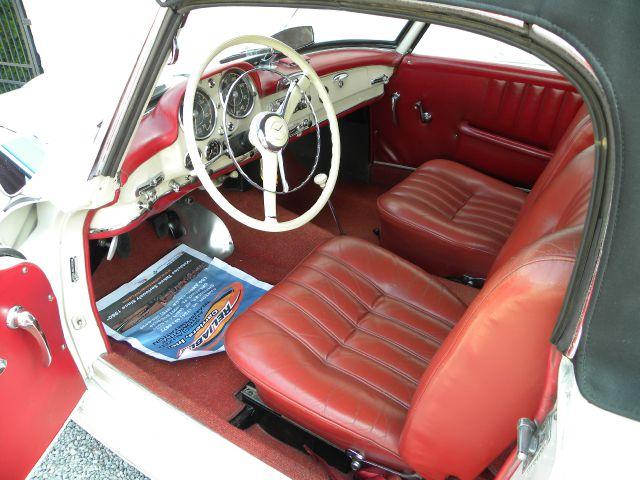 1957 Mercedes-Benz SL-Class Ertible BASE Manual