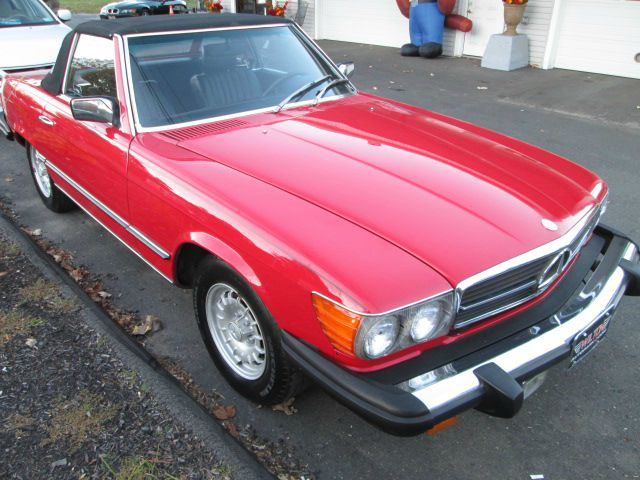 1982 mercedes benz sl class gt 3000 down details wilton for Mercedes benz of danbury used cars