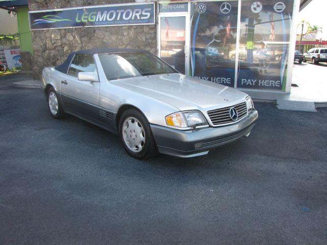 1995 Mercedes-Benz SL-Class S/crw
