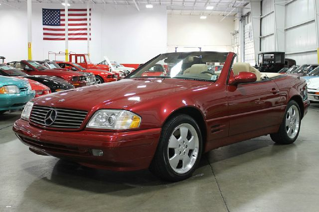 1999 mercedes benz sl class s crw details grand rapids for Mercedes benz grand rapids mi