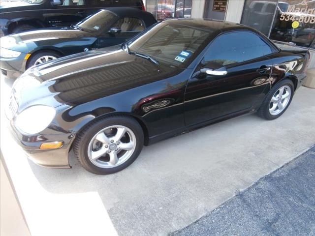 2001 mercedes benz slk class limited 4d utility 4wd for Mercedes benz tyler texas