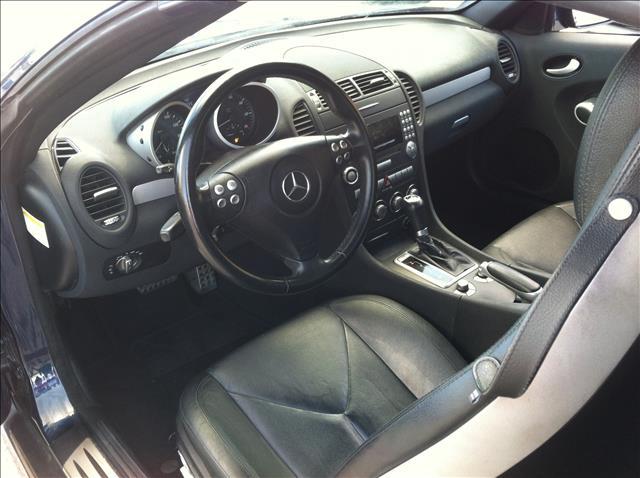 2006 Mercedes-Benz SLK-Class Exl-res